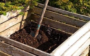 Open Compost Bin